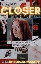 Closer - Natasha Romanoff by rororomanoff