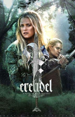 Peredhel || Legolas by stillobsessed000