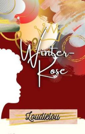 Winter-Rose  by loudielou