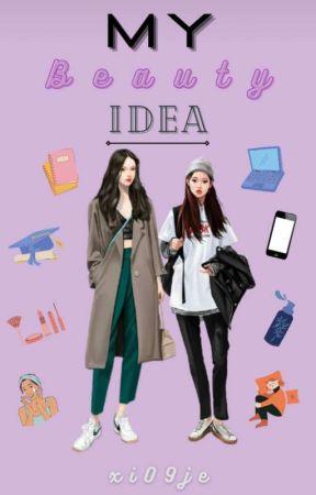 My beauty idea by Xi09Je