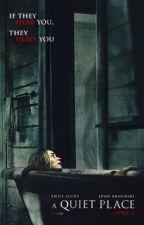 A quiet place Regan x Reader fanfic by atemygrandma