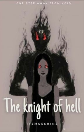 The Knight Of Hell by ItsMGsShine
