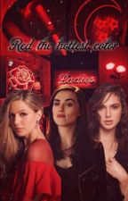 RED THE HOTTEST COLOR...🔥  , de Silsann