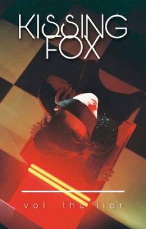 KISSING FOX by namelessjuls_