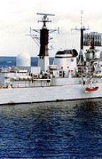 HMS Sheffield ( D80 ) in Azur Lane by ohhhhhmyyyygoodd