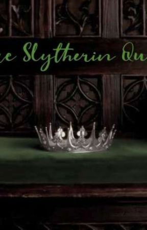 The Slytherin Queen by Drarry044