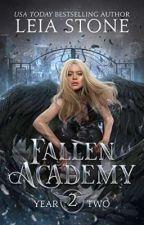Fallen Academy: Year Two de ElyElizaMaria