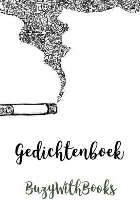 Gedichtenboek by BuzywithBooks