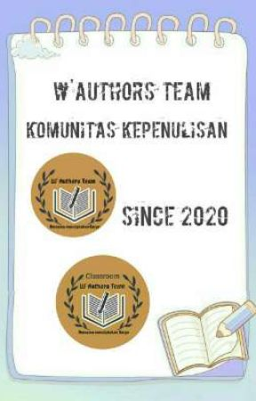 Tentang W'Authors Team  by w_authors_team_04