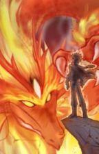 Izuku the dragon emperor by A1scarysoup