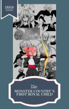 The Monster Country's First Royal Child | Tensura by stll_dreaming