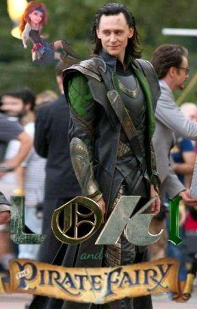 Loki and the Pirate Fairy by KittyHazelnut