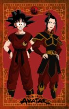 Avatar: The Fire Twins by O_Cansino