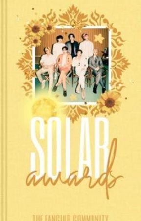 ☀ Solar Awards by FCCommunity