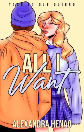 All I want [Español]  by Skizzen_lu
