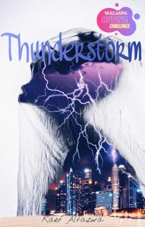 Thunderstorm by Kaef_Alfazwa