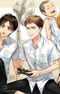 SNK guys x readers cover