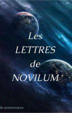 Les lettres de Novilum par ambreromance