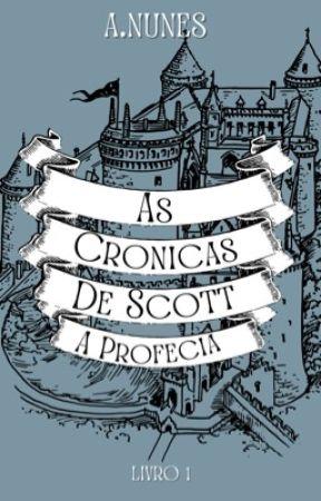 A Profecia Dos Três Guerreiros  by AlineNunes21