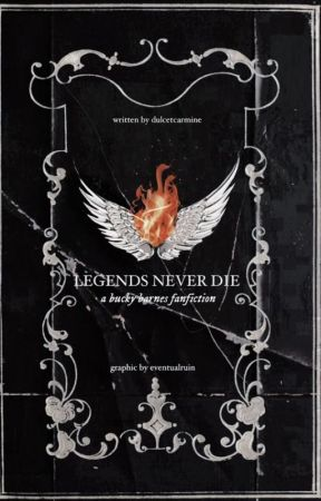 legends never die [tfatws] by dulcetCarmine
