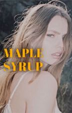 maple syrup | remus lupin by moonymaia3