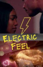 Electric Feel - Jennifer & Khalil ( Black Lightning) by gambissanctum