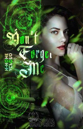 DON'T FORGET ME ━━ s. strange by -mxrvelsxde