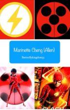 Marinette Cheng (Allen) by Butterflykingdom33