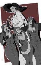 {The Virus Called Purity} Dimitrescu Women X Male Reader by RainsFaller212