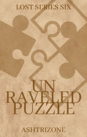 Unraveled Puzzle (Lost Series #6) by ashtrizone