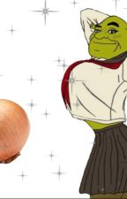 Shrek x onion by wazfun