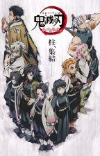 Demon Slayer (Rengoku x OC) The Tale of Moriyama by Mags134340