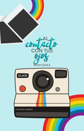 Al contacto con tus ojos ⟨ Roni ⟩ by ronvodka