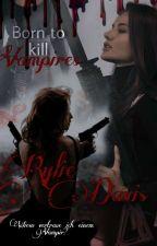 Born to Kill von Stefanieben