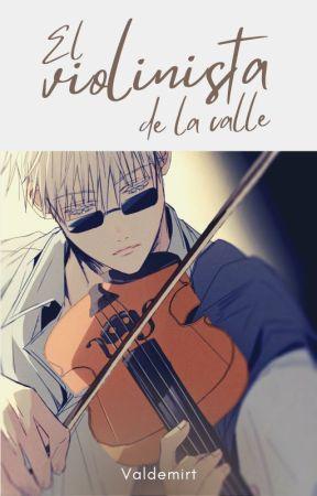 『Comisión』El violinista de la calle by Valdemirt