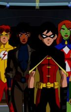 Young Justice X M!Reader by Batverse