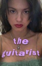 The Guitarist - Olivia Rodrigo x fem reader by allmyloveforliv