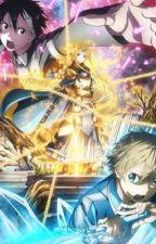 Sword Art Online: Alicization x Oc by XNeonxyx