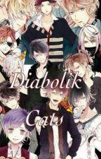 Diabolik Cats (diabolik lovers cast x oc)  by Joanna09876543216