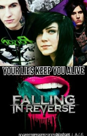 Your lies keep you alive ||Jacky Vincent|| by lydiaChemicalromance