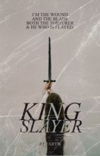 KINGSLAYER ─ nikolai lantsov by metalbenders