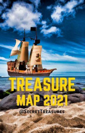 Treasure Map 2021 by SecretTreasures