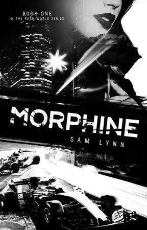Morphine 18+ (1) by AuthorSamLynn
