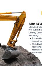 Clay Excavation Site in Loxwood   Loxwood Clay Pits by LoxwoodClayPits