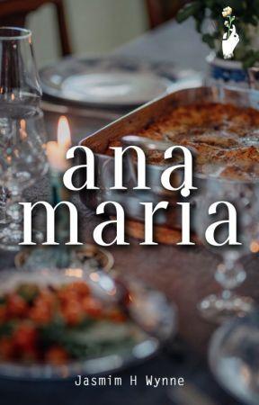 Ana Maria by meninajasmim