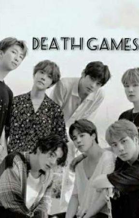 FF BTS All Member •Death Games• by Kim_Jie_