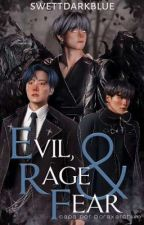 EVIL, RAGE & FEAR, de KTHWITCH