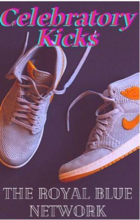 Celebratory Kicks by TheRoyalBlueNetwork
