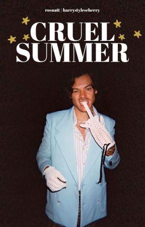 Cruel Summer   Harry Styles by rosnatt
