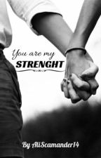 You are my Strenght ||Ron Weasley🧡|| by AliScamander14